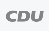 CDU Logo - Reference - rcfotostock | RC-Photo-Stock